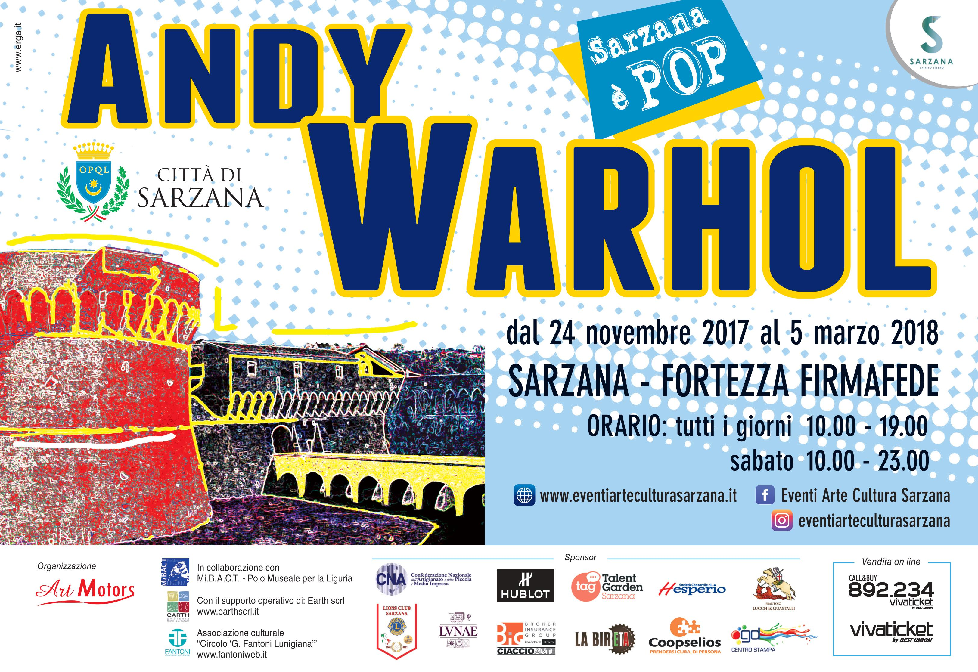 Andy Warhol, Fortezza Firmafede