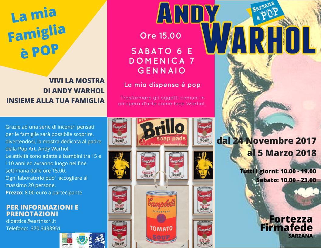 Warhol_La mia dipensa è POP